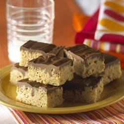 Kellogg's(R) Chocolate Scotcheroos Recipe