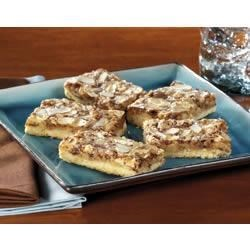 Almond Toffee Bars Recipe