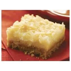 Photo of Lemon-Coconut Squares by BAKER'S Chocolate