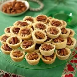 Butter Pecan Tartlets Recipe