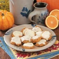 Photo of Pumpkin Spice Cookies by Taste of Home Test Kitchen