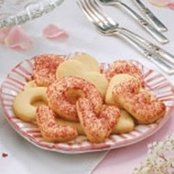 Photo of For-My-Love Sugar Cookies by Marilyn  Wheeler