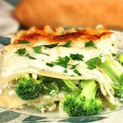 Broccoli Lasagna Recipe