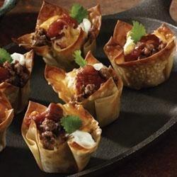 Mini Tacos Recipe