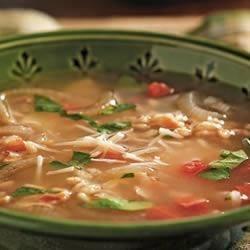 Zuppa de Farro Recipe