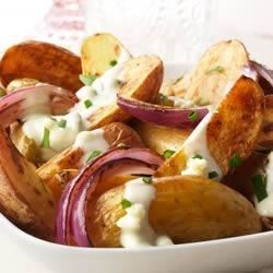 Marzetti(R) Ultimate Roasted Potatoes and Onions Recipe