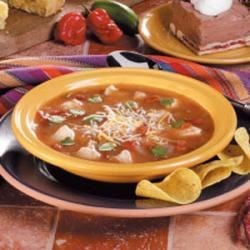 Photo of Chicken Tortilla Soup by Taste of Home Test Kitchen