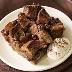 Ghirardelli® Chocolate Bread Pudding Recipe