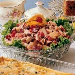 Photo of Fruit 'n' Nut Salad by Willie  Mae Philen