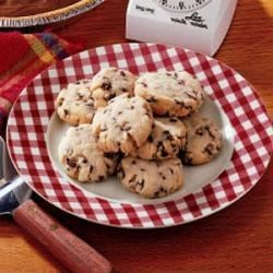 Photo of Chocolate Chip Butter Cookies by Janis  Gruca