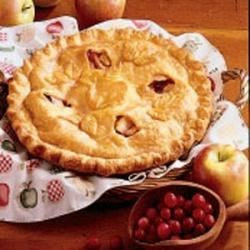Photo of Cranberry Apple Pie by Betty  Winberg