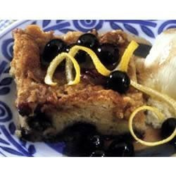 Blueberry Streusel Cobbler Recipe