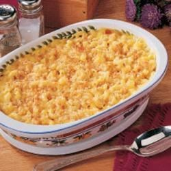 Photo of Mom's Macaroni and Cheese by Maria  Costello