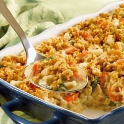 Campbell's Kitchen Country Chicken Casserole Recipe