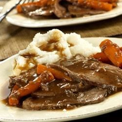 Campbell's Kitchen Easy Pot Roast Recipe