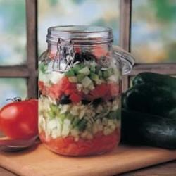 Photo of Gazpacho Salad by Florence  Jacoby