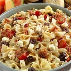 Bob Evans(R) Mediterranean Pasta Salad Recipe