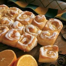 Photo of Grandma's Orange Rolls by Norma  Poole