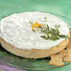 Herb Cheesecake Recipe