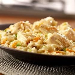 Creamy Chicken Risotto Recipe