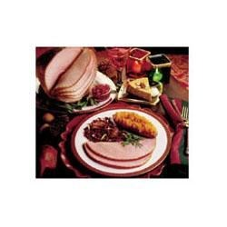 Honey Glazed Ham With Dried Cranberry Relish Recipe