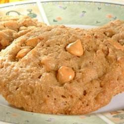 Chewy Butterscotch Graham Cookies Recipe
