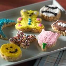 Photo of Kellogg's® Rice Krispies Treats® Cut-Outs by Kellogg's® Rice Krispies®