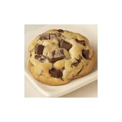 Chocolate Bliss Chunk Cookies Recipe