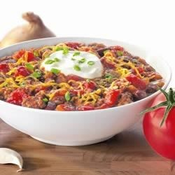 Secret Ingredient Chili Recipe