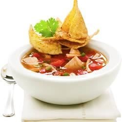 COLLEGE INN(R) Turkey Tortilla Soup Recipe
