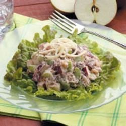 Photo of Waldorf Tuna Salad by Shirley  Glaab
