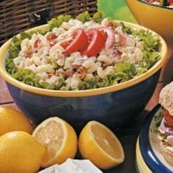 Photo of BLT Macaroni Salad by Norene  Wright