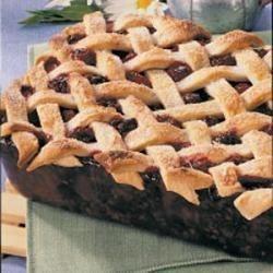 Photo of Deep-Dish Blackberry Pie by Dorothy  Lilliquist