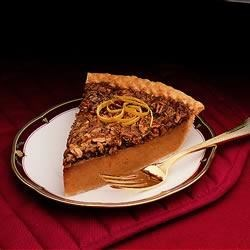 Sweet Potato Pecan Pie by EAGLE BRAND(r) Recipe