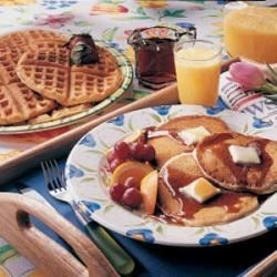Photo of Pancake and Waffle Mix by Deb  Poitz