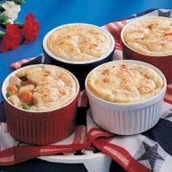 Photo of Chicken in Every Pot Pie by Mary Beth de Ribeaux