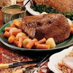 Photo of Autumn Pot Roast by Shirley  Kidd
