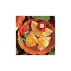 Photo of Lighter Chicken Quesadillas by Campbell's Kitchen