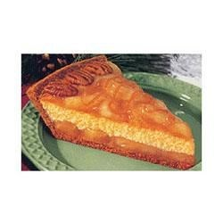 Caramel Apple Cheesecake Pie Recipe