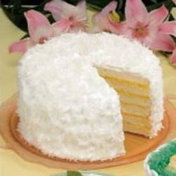 Photo of Six-Layer Coconut Cake by Angela  Leinenbach