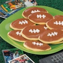 Photo of Touchdown Cookies by Sister Judith LaBrozzi