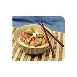 Ham Stir Fry with Couscous Recipe
