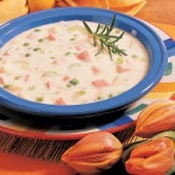 Photo of New England Potato Soup by Priscilla  Beaujon