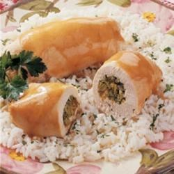 Photo of Broccoli-Stuffed Chicken by Donald  Laugherty