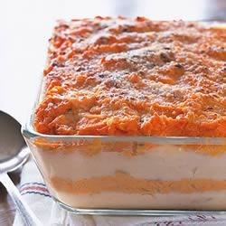 Mashed Potato Layer Bake Recipe