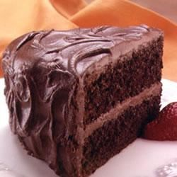 Hershey's (R) 'Perfectly Chocolate' Chocolate Cake Recipe