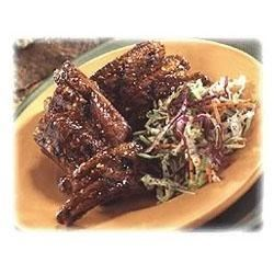 Hot Tempered Baby Back Ribs with Sweet Guava Glaze Recipe