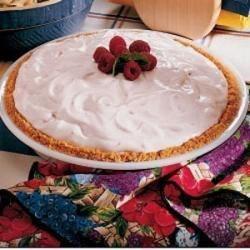 Photo of Raspberry Mallow Pie by Judie  Anglen
