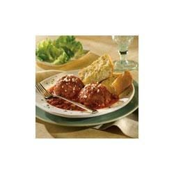 Photo of Scotto Sunday Sauce with Meatballs by Campbell's Kitchen