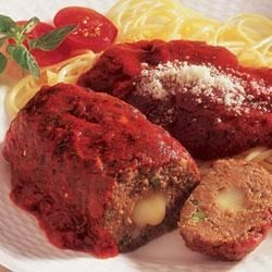 Make-Ahead Pizza Meat Loaves Recipe